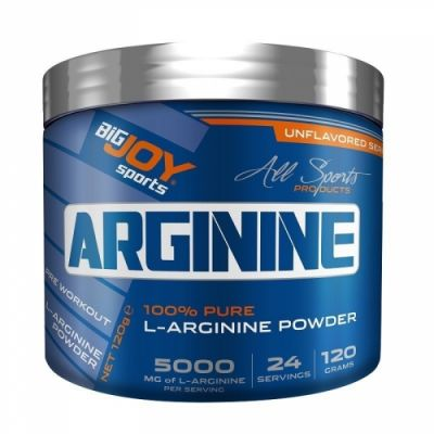 BigJoy Sports Arginine Powder 120 gr Arjinin