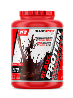Blade Sport Whey Protein Concentrate 2270 gr