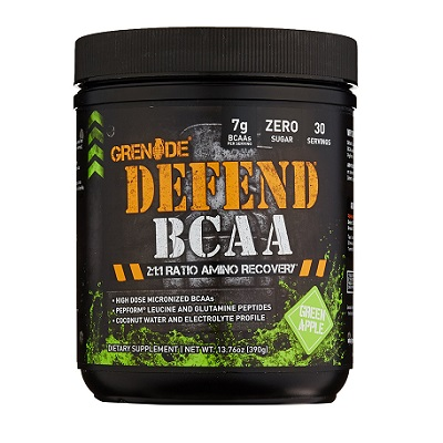 Grenade Defend BCAA 390 Gr
