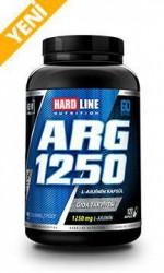 HARDLINE - Hardline ARG 1250 Arginine Arjinin 120 kapsül