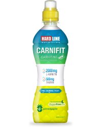 HARDLINE - Hardline Carnifit 500 ml x 24 şişe L-carnitine