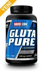 HARDLINE - Hardline Glutapure L-Glutamine 120 kapsul