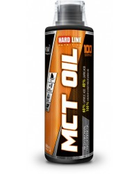 HARDLINE - Hardline MCT Oil 500 ml