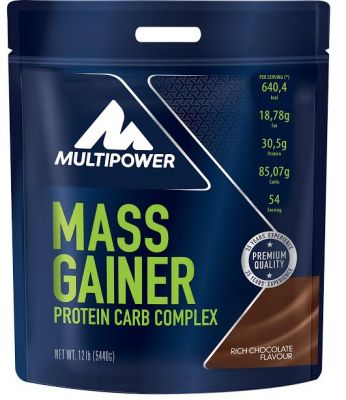 Multipower Mass Gainer 5440 gr Karbonhidrat Çikolata