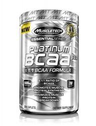MUSCLETECH - Muscletech Essential Series Platinum BCAA 8:1:1 - 200 Tablet