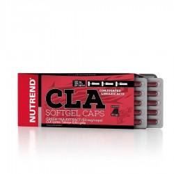 NUTREND - Nutrend CLA 640 mg 60 Kapsül 50 mg Yeşil Çay