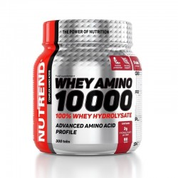 NUTREND - Nutrend Whey Amino 10000 mg 300 Tablet Aminoasit