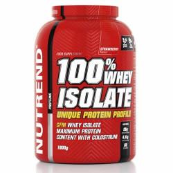 NUTREND - Nutrend Whey Isolate Protein 1800 gr Çilek Aromalı