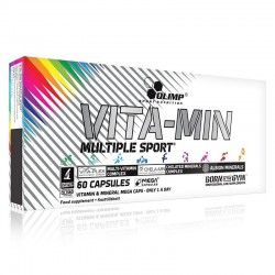 OLIMP - Olimp Vitamin Multiple Sport 60 kapsul