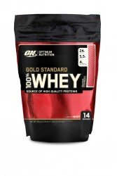 OPTIMUM - Optimum ON Gold Standard Whey Protein 450 gr Çilek