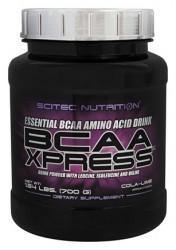 SCITEC - Scitec BCAA Xpress 700 Gr Essential BCAA AminoAsit Kola-Limon 100 ölçek