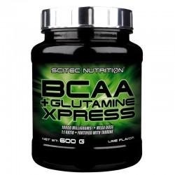 SCITEC - Scitec BCAA+Glutamine Xpress 600 Gr + 2 HEDİYE