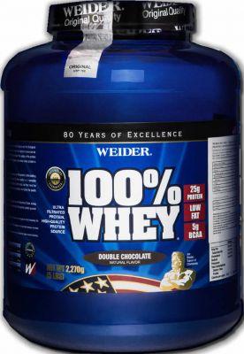 Weider 100% Whey Protein 2270 gr (USA)