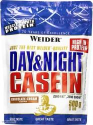 WEIDER - Weider Day&Night Casein 500 gr Kazein