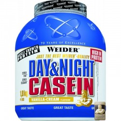 WEIDER - Weider Day&Night Casein Protein 1800 Gr Kazein