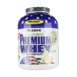 WEIDER - Weider Premium Whey Protein 2.3 kg Muz + HEDİYE