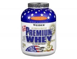 WEIDER - Weider Premium Whey Protein 2,3 kg Çilek