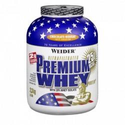 WEIDER - Weider Premium Whey Protein 2.3 kg Çikolata