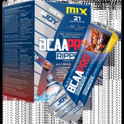 BIGJOY - Bigjoy BCAAPRO 4:1:1 Ripped Go mix 21 paket 12 gr Kola Limon