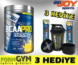 BIGJOY SPORTS - Bigjoy BCAAPro Ripped 432 gr Limon