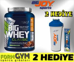 BIGJOY SPORTS - BigJoy Sports Bigwhey Classic Whey Protein Çikolata 990 gr