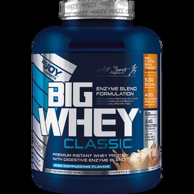 Bigjoy Bigwhey Whey Protein Classic Kapuçino 2448g 68 Servis