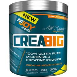 BIGJOY SPORTS - BigJoy CreaBig Saf Mikronize Creatine 300 gr Kreatin