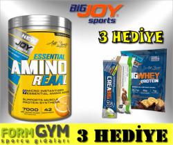 BIGJOY SPORTS - Bigjoy Sports Amino Reaal Portakal 420 gr Esansiyel Aminoasit