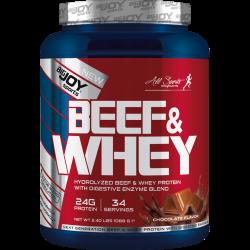Bigjoy Sports Beef & Whey Çikolata 1088 gr - Thumbnail