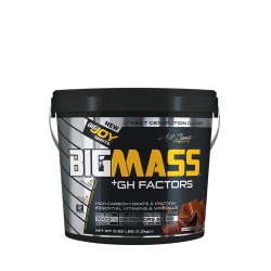 BIGJOY SPORTS - Bigjoy Sports BIGMASS Gainer + GH FACTORS Çikolata 1200 gr