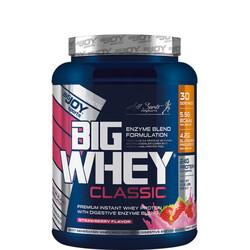Bigjoy Sports Bigwhey Classic Whey Protein Çilek 915 gr - Thumbnail