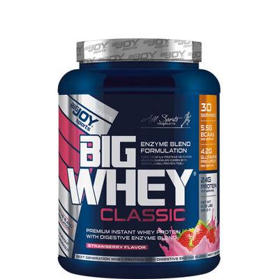 Bigjoy Sports Bigwhey Classic Whey Protein Çilek 915 gr