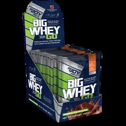 BIGJOY SPORTS - BigJoy Sports Bigwhey Protein 495 gr 15 Servis x 33 gr Tekli Paket
