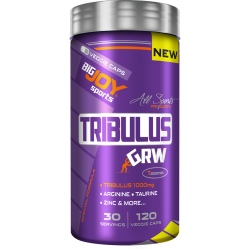 BIGJOY - BigJoy Tribulus GRW 120 Bitkisel Kapsül Arginine Taurine Zinc