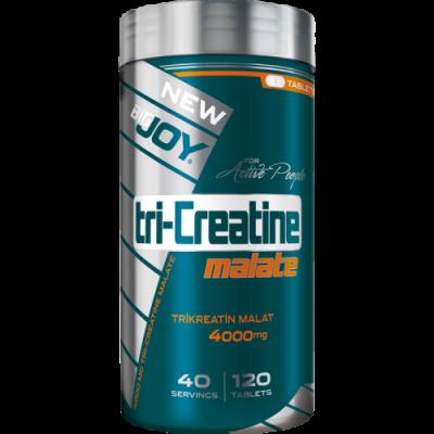 Bigjoy TriCreatine Malate 120 tablet Kreatin Malat