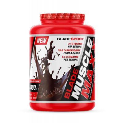 Blade Sport Muscle Maxx 4000 gr Kreatin İlave Çikolata