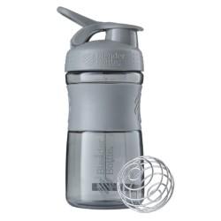 BLENDER BOTTLE - Blender Bottle Shaker 550 ml SportMixer Gri