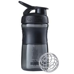 BLENDER BOTTLE - Blender Bottle Shaker 550 ml SportMixer Siyah