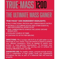BSN TRUE MASS 1200 4800 GR - Thumbnail