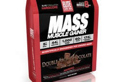 ELITE LABS - Elite Labs Mass Muscle Gainer 2303 Gr Çikolata