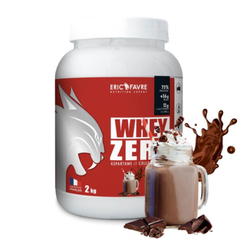 ERIC FAVRE - Eric Favre Pure Whey Zero Protein 2 kg Çikolata