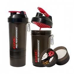 GNC - GNC Pro Performance 600 ml Orjinal Smart Shaker