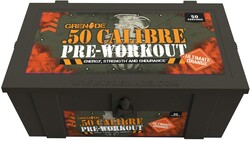 GRENADE - Grenade 50 Calibre Pre-Workout 50 Servis Portakal + HEDİYE