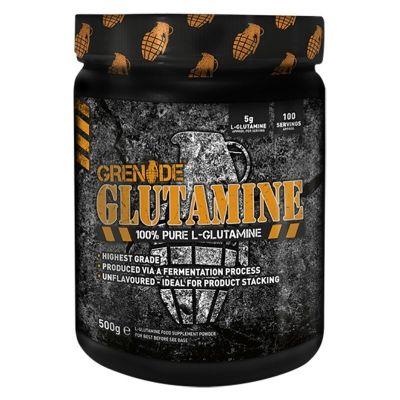 Grenade Glutamin %100 Pure L-Glutamine 500 Gr