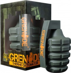 GRENADE - Grenade Thermo Detonator 100 Kapsül + HEDİYE