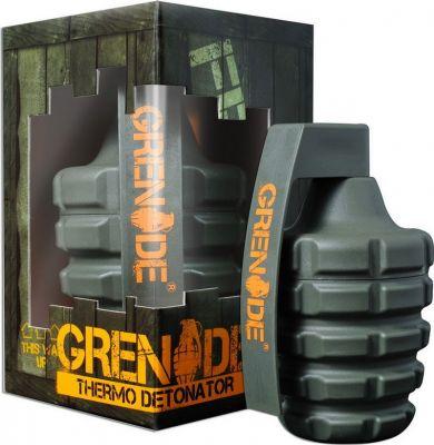 Grenade Thermo Detonator 100 Kapsül + HEDİYE