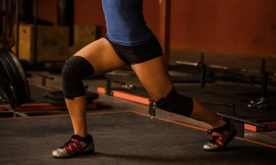 Harbinger Power Knee Wraps Diz Bandajı 72