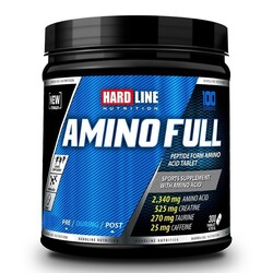 HARDLINE - Hardline Amino Full 300 Tablet Aminoasit