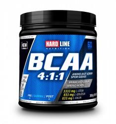 HARDLINE - Hardline BCAA 4:1:1 Toz 300 gr
