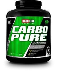 HARDLINE - Hardline Carbopure 2000 gr Karbonhidrat